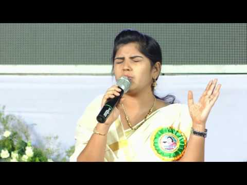 Andaru Nannu Vidachina song by Sis.Esther
