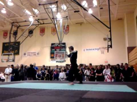Nick Stephens 2013 Dragon Karate
