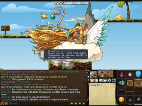 Transformice Game Play online at Y8com - oukas info