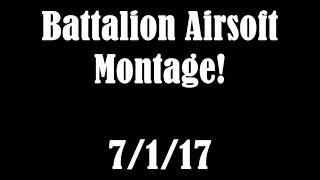 Battalion Airsoft 7/1/17 Birthday