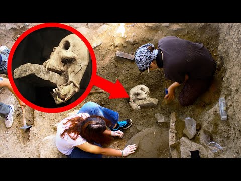 Scariest Archaeological Discoveries Ever Made