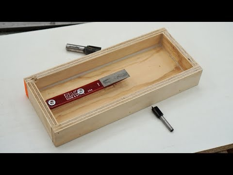 Jig For Sharpening Router Bits (experiment)