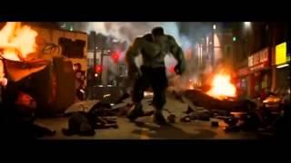 NEW Hulk 2015 trailer, Невероятный Халк (2015)