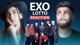 Reacting to EXO - 'LOTTO' ( with Aidin Tavassoli ) واکنش من به گروه اکسو