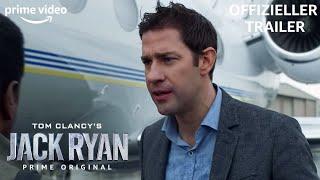 Tom Clancy's Jack Ryan Staffel 1 | Offizieller Trailer | PRIME Video