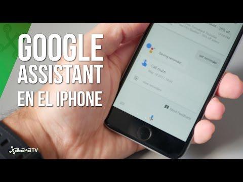 Google Assistant en el iPhone: Siri, ¿tienes miedo?