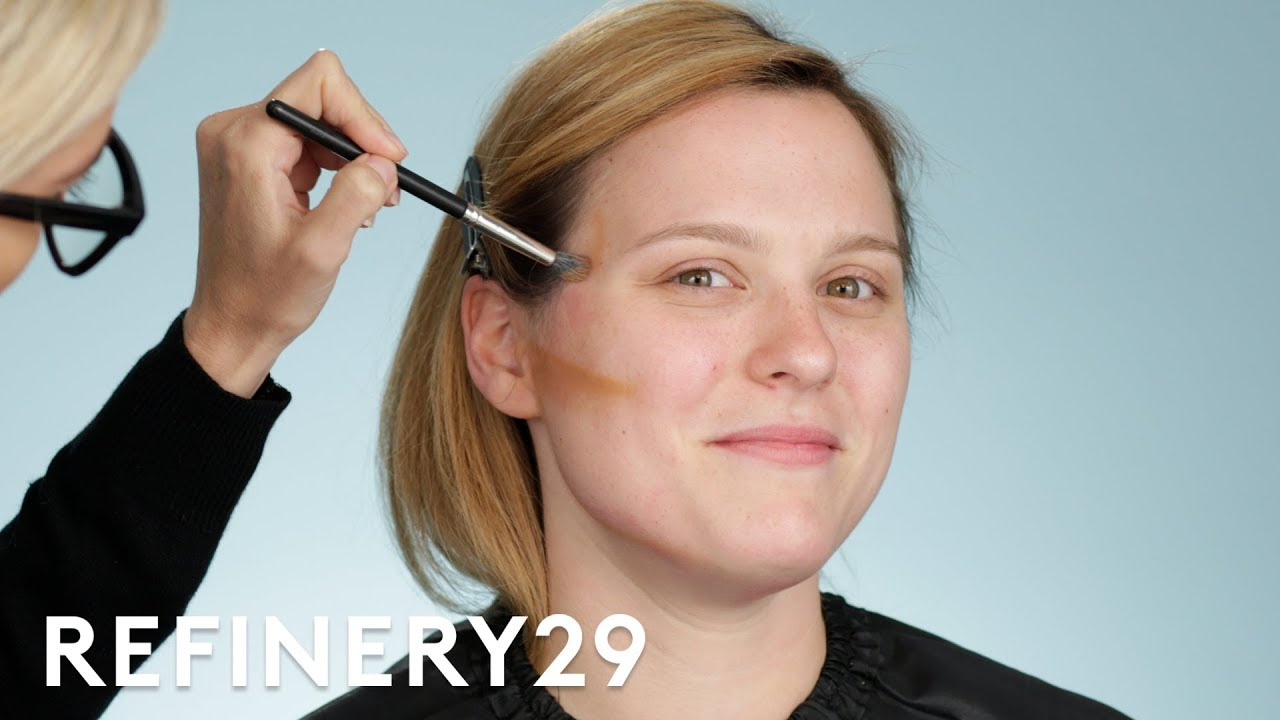 I Got Transformed Into Adele | Beauty Evolution | Refinery29