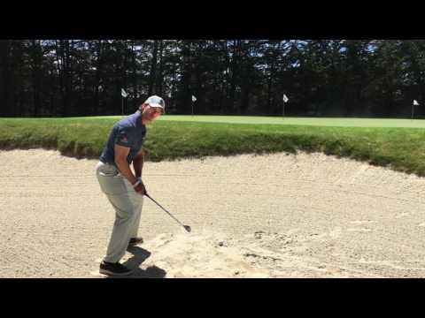 Golf Bunker Shot Secret: Seve Ballesteros Drill