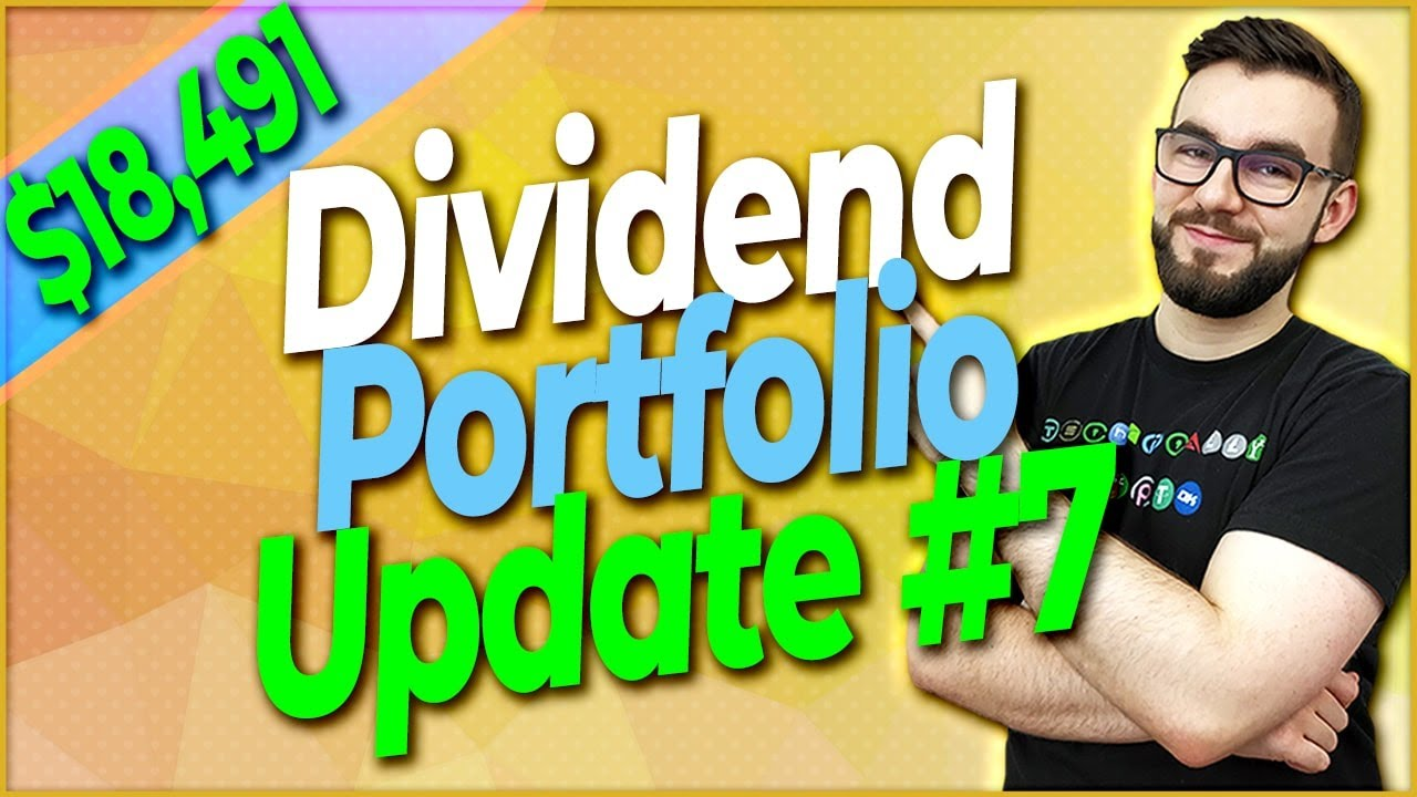 ▶️ Dividend Portfolio Update #7: Steady Gains | EP#361