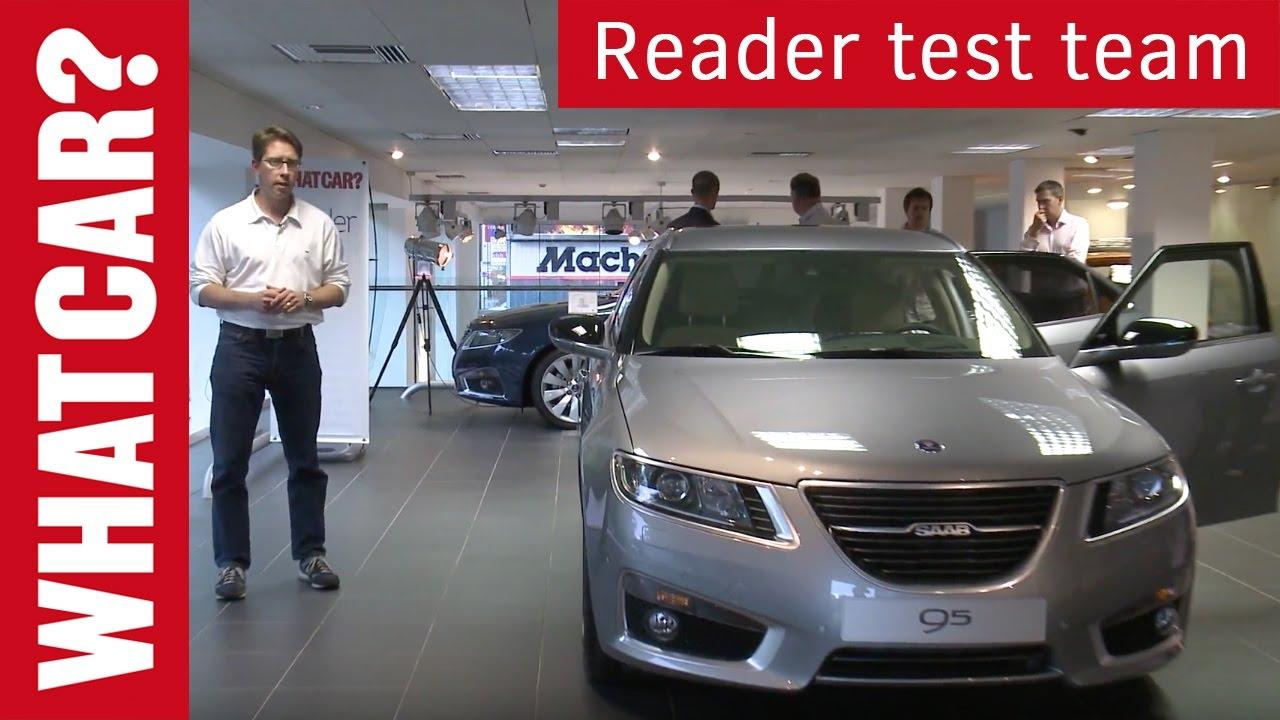 Customers Review Saab 95 Sport Wagon
