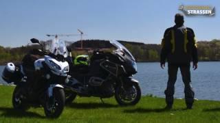 Motorradfahren im Saarland