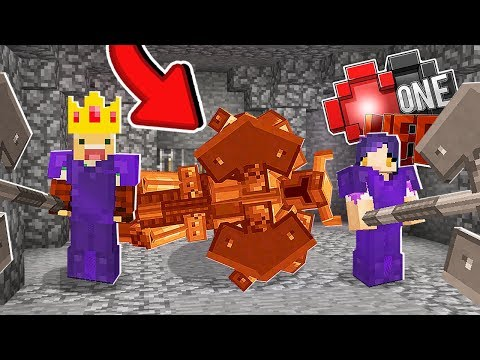 WE DEFEATED THE DUNGEON KEEPER!! | ONE LIFE #20