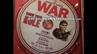Monday Night War Vol 2 Disc 4 DVD Review Russo vs Bischoff