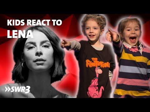 Kinder Reagieren Auf Lena Meyer-Landrut