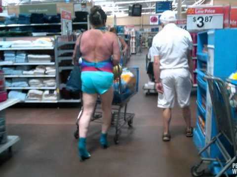 People Of Walmart SEXY And I Know It # 3 - YouTube