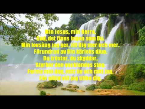 Ropa till Gud (Bengt Johansson) - Shout to the Lord (D. Zschech) in Swedish