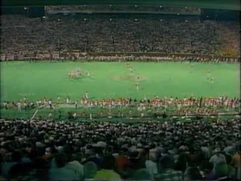 Georgia Tech vs. Virginia Game Ending - 11/3/1990 |
