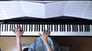 2016年7月24日 録画、 使用楽譜;ぷりんと楽譜・中~上級 色彩のブルー...