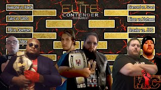 The Elite Contenders Roll in This Monday....