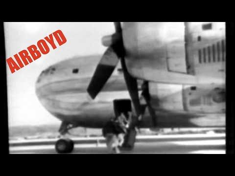 Boeing C-97 Stratofreighter Introduced 1945 (Boeing 377 Stratocruiser)