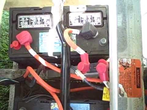 Club Car Golf Cart Wiring Diagram For Batteries 2005 Gem Electric Es Utility Truck By Chrysler Now