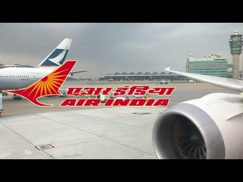 Air India 314 | Morning Takeoff from Hong Kong | Boeing 787-8