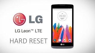 Como Formatar LG Leon H342 e H326TV || Desbloquear, Hard Reset, G-Tech