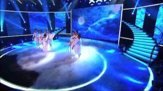 Serbia's got talent 2012 (semifinal)-I surrender -Marija Serdar.flv
