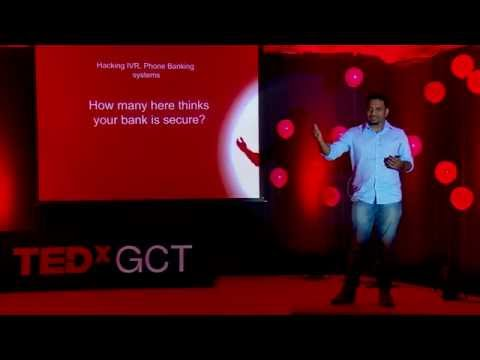 Art of Hacking | Rahul Sasi | TEDxGCT