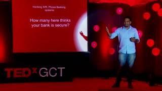 art of hacking   rahul sasi   tedxgct