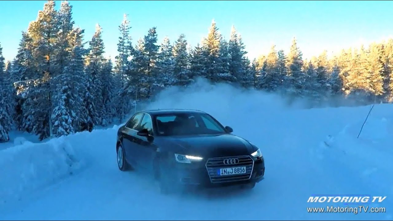 Drive System Malfunction Audi A4