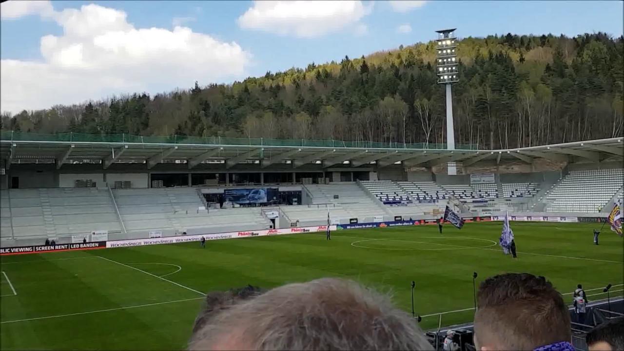 Fc Erzgebirge Aue Fc Würzburger Kickers 31 31spieltag 2