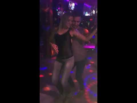 Gatica & Adrian Social dancing at Antilla - Barcelona