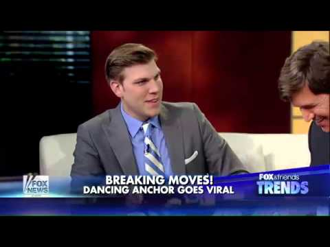 Dancing local news anchor goes viral