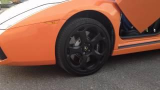 Lamborghini Gallardo Nose Lifting System