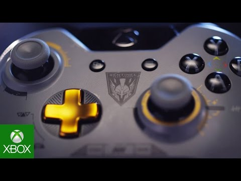 Inside the Design of Xbox One Limited Edition Call of Duty: Advanced Warfare Bundle