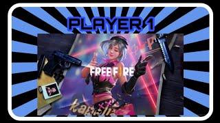 Mais um pouco de Free Fire - PLAYER 1