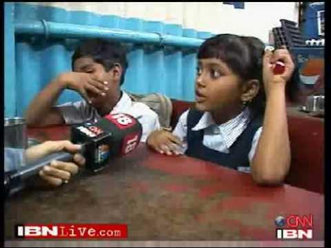Slumdog Millionaire's little stars bask in the limelight