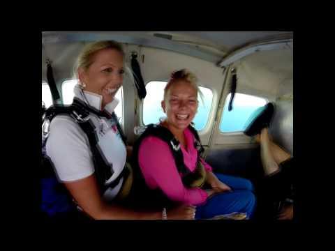 Tandem Skydive - Kate Herron