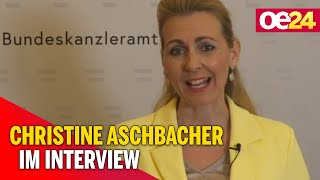 Fellner! live: christine aschbacher im interview