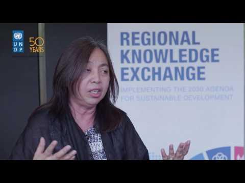 In Conversation : Rebecca Malay