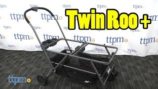 Twin Roo + from Joovy
