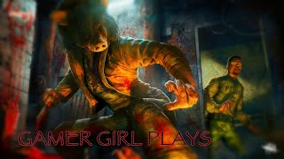 GAMER GIRL PLAYS DEAD BY DAYLIGHT With FRIENDS |Road To 1.2k Subs|