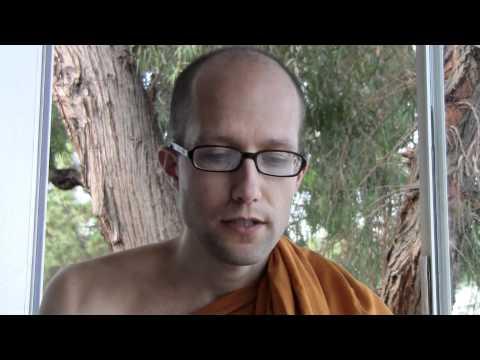 Ask A Monk: Anapanasati (Breath Meditation)