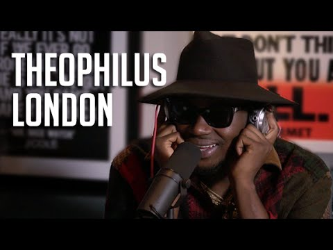 Download Theophilus London details his work with Kanye West + talks big hats & new album Mp4 baru