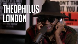Theophilus London details his work with Kanye West + talks big hats & new album