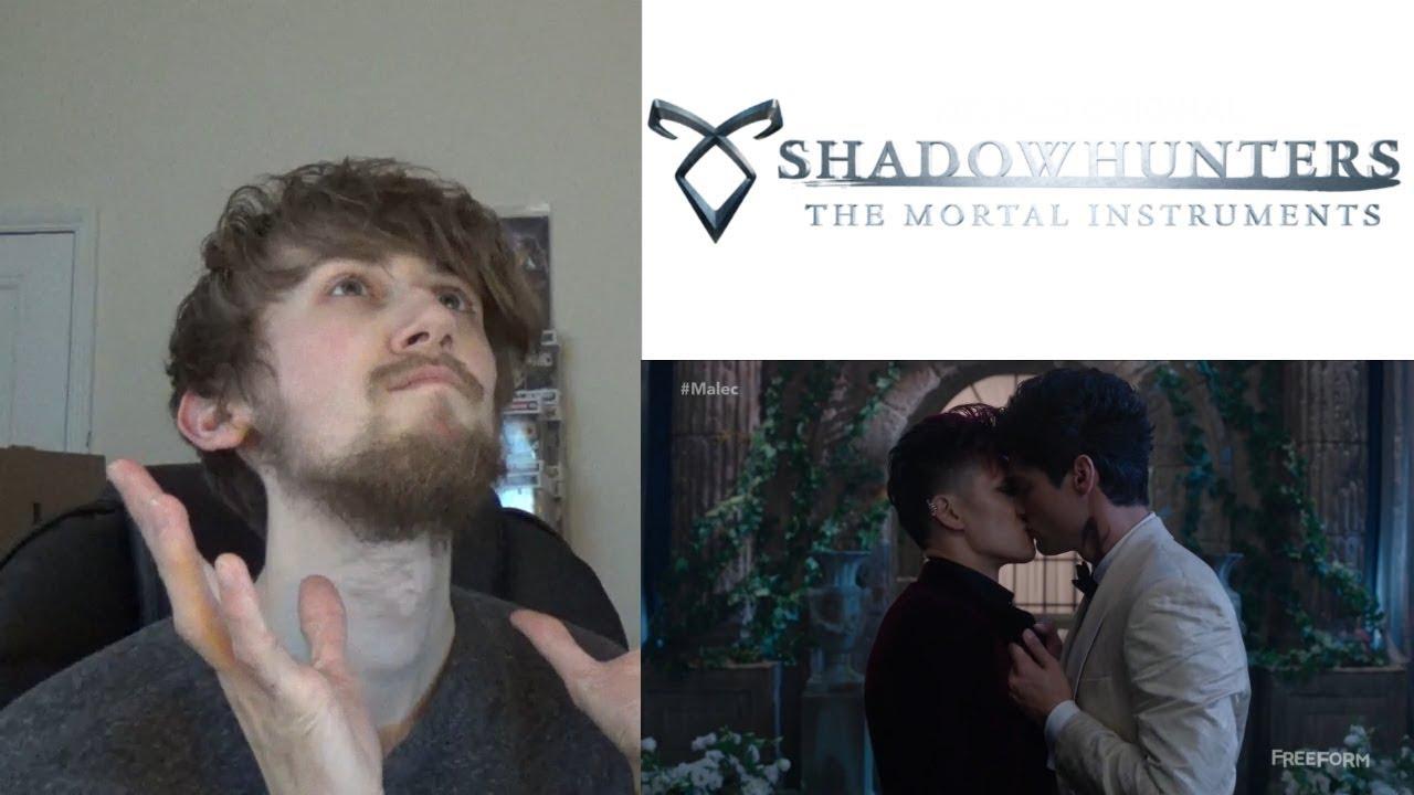 Download Shadowhunters Season 1 Episode 12 - 'Malec' Reaction