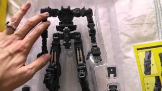 G-System Sinanju 1/72 - Part 3 - New G Inner Frame Review