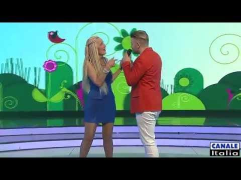 Michele Rodella - Vestita era un angelo (HD)   Cantando Ballando