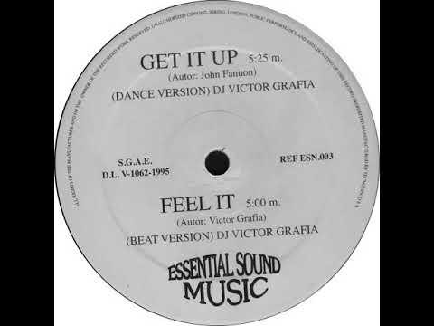 Sensity World - Get It Up (1995)